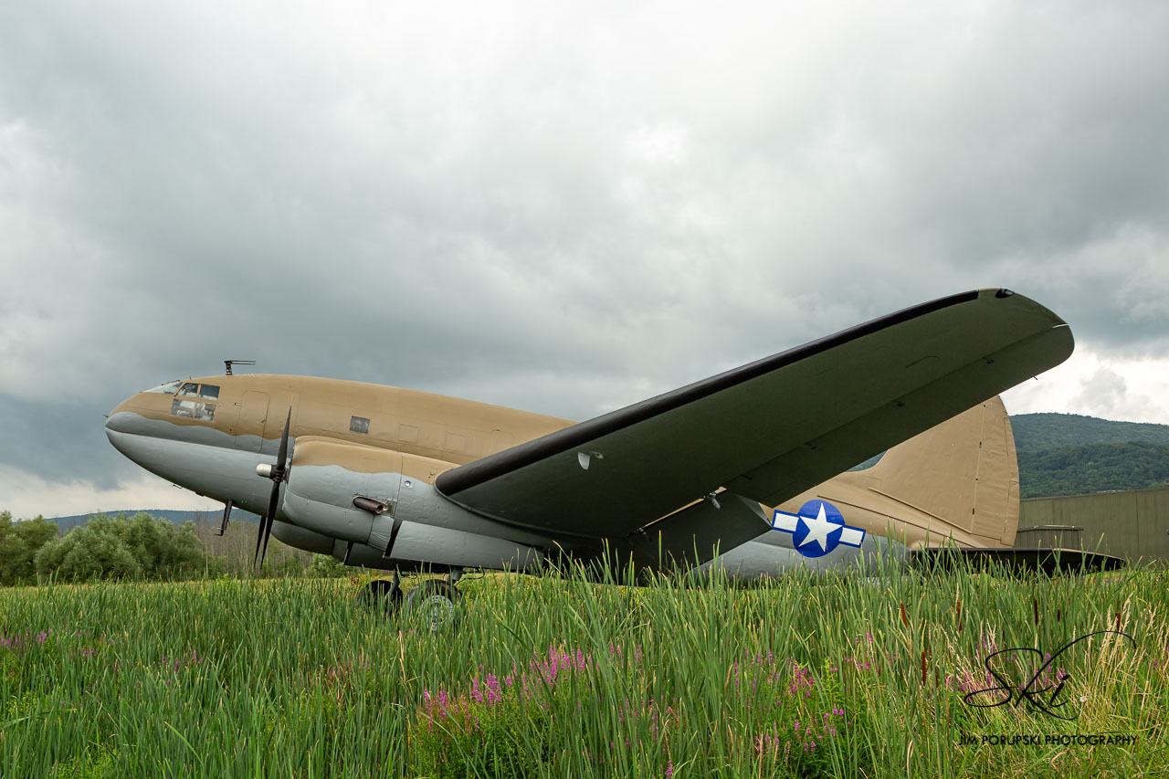 Glenn H. Curtiss Museum in Steuben County (photo)
