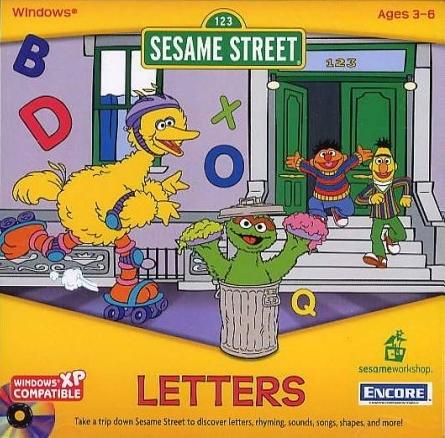 Sesame Street: Letters (1998)