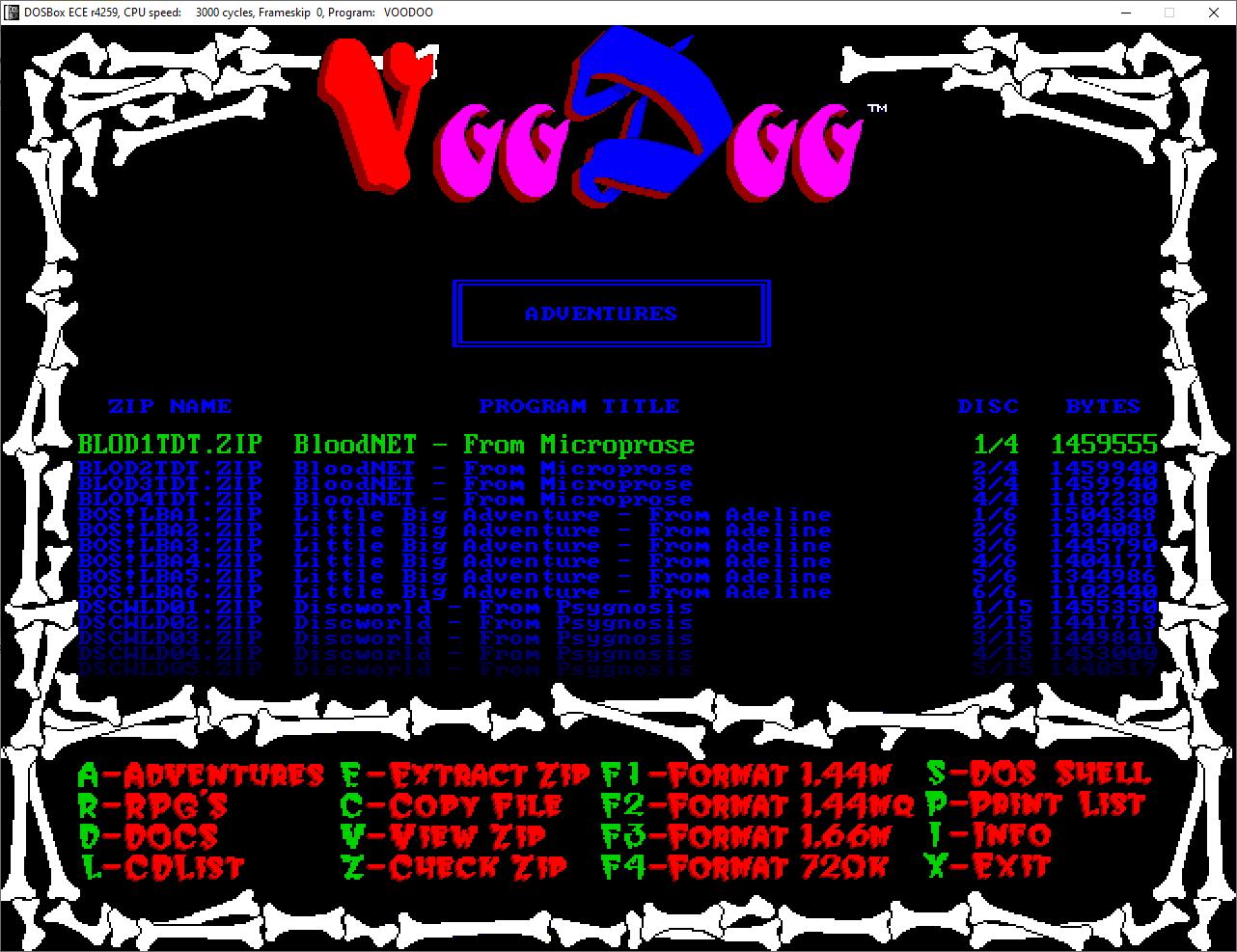 VooDoo RPG