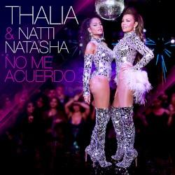 Thalía - No me acuerdo