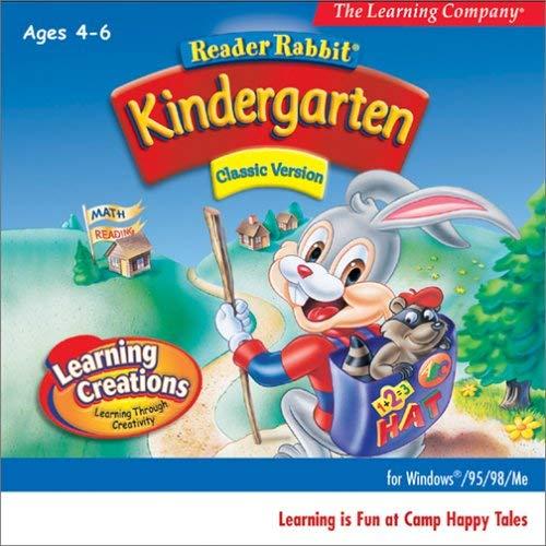 Reader Rabbit: Kindergarten (1997)