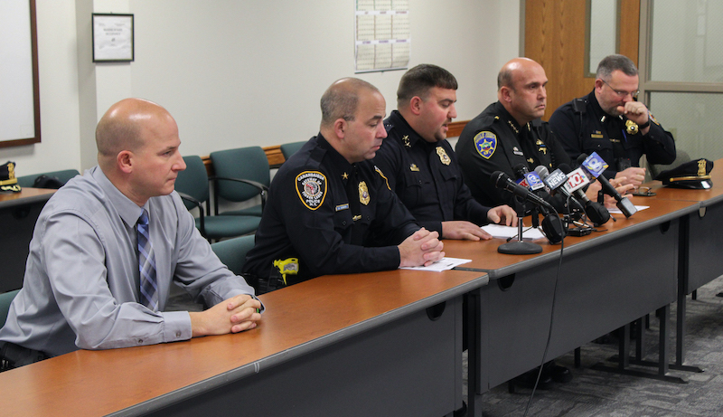 Police investigating 7 non-fatal overdoses reported in matter of hours in Geneva, Canandaigua