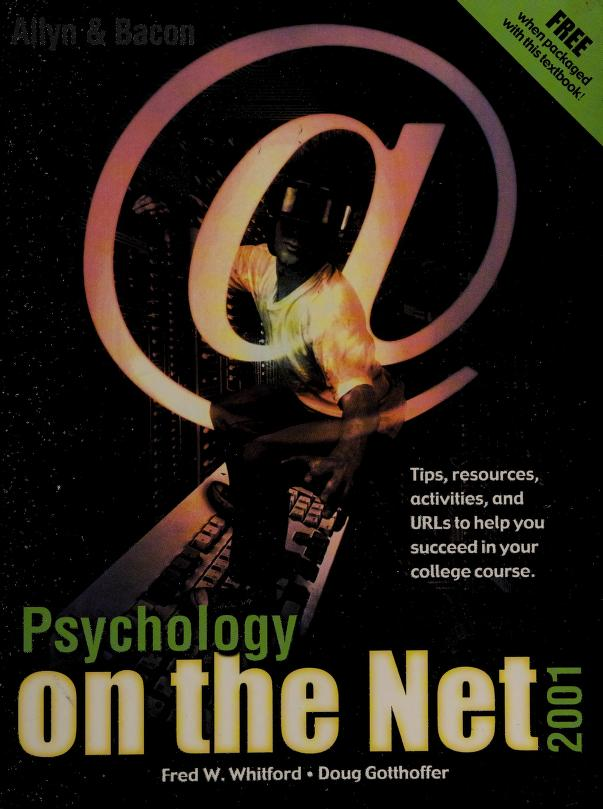 Allyn and Bacon Psychology on the Net by Fred W. Whitford