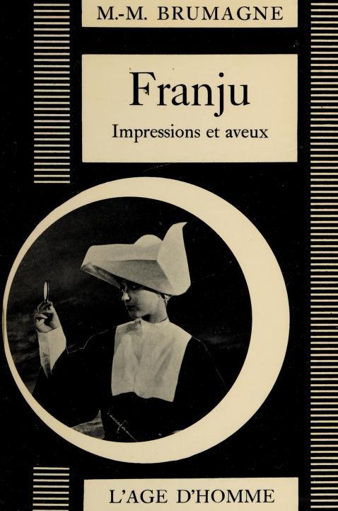 Georges Franju by Georges Franju