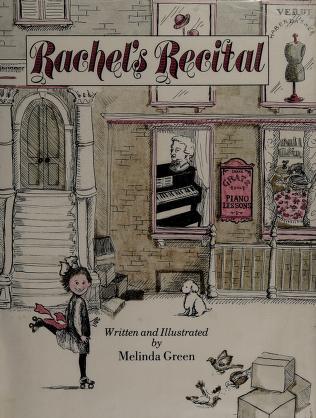 Cover of: Rachel's recital | Melinda Green