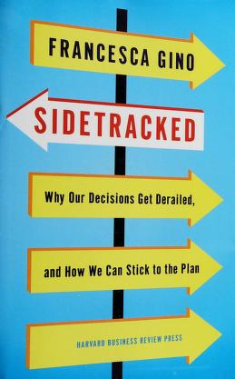 Cover of: Sidetracked   Francesca Gino